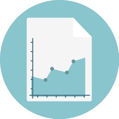 chart 3 ,Logo , icon , SVG chart 3