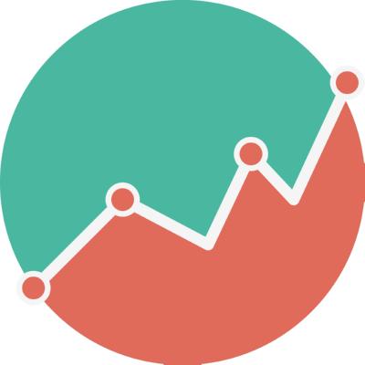 chart 7 ,Logo , icon , SVG chart 7