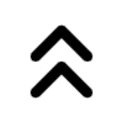 chevrons up ,Logo , icon , SVG chevrons up