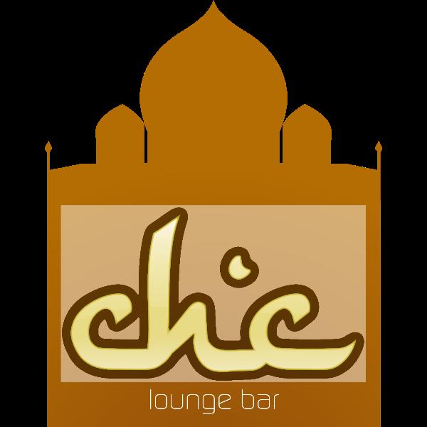 Chic Lounge Bar Logo ,Logo , icon , SVG Chic Lounge Bar Logo