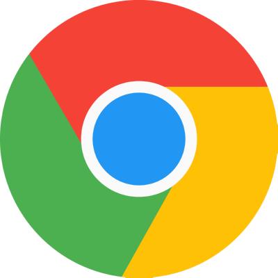 chrome ,Logo , icon , SVG chrome