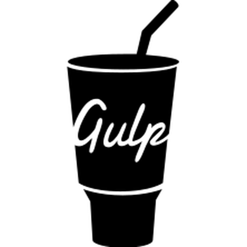 cib gulp ,Logo , icon , SVG cib gulp