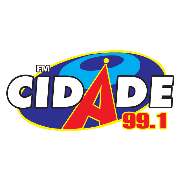 Cidade FM 99.1 Logo ,Logo , icon , SVG Cidade FM 99.1 Logo