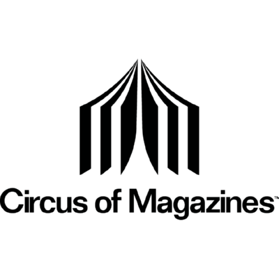 Circus of Magazines Logo ,Logo , icon , SVG Circus of Magazines Logo