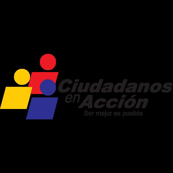 Ciudadanos en Accion Logo ,Logo , icon , SVG Ciudadanos en Accion Logo