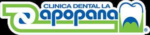 Clinica Dental La Zapopana Logo ,Logo , icon , SVG Clinica Dental La Zapopana Logo