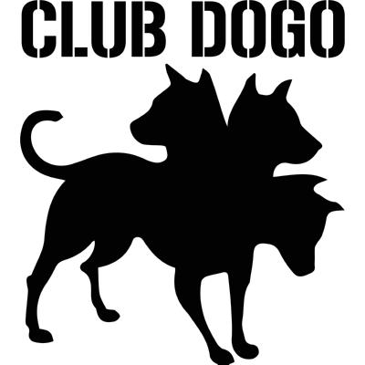 Club Dogo Black Logo ,Logo , icon , SVG Club Dogo Black Logo