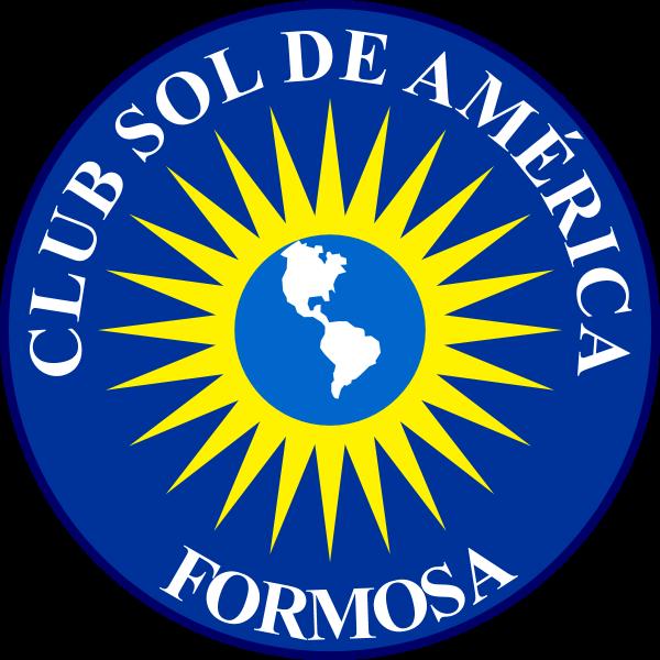 Club Sol de America de Formosa Logo ,Logo , icon , SVG Club Sol de America de Formosa Logo