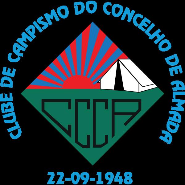 Clube de Campismo do Concelho de Almada Logo ,Logo , icon , SVG Clube de Campismo do Concelho de Almada Logo