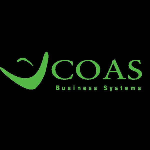 COAS Business Systems Logo ,Logo , icon , SVG COAS Business Systems Logo