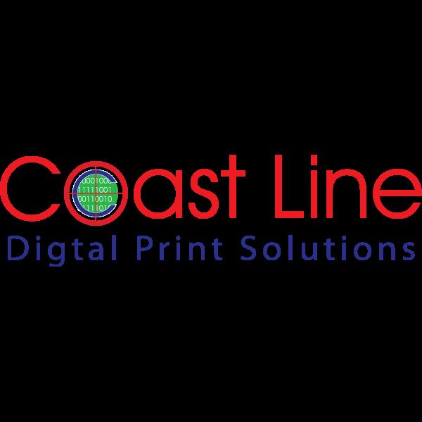 Coastline Digital Printing Logo ,Logo , icon , SVG Coastline Digital Printing Logo