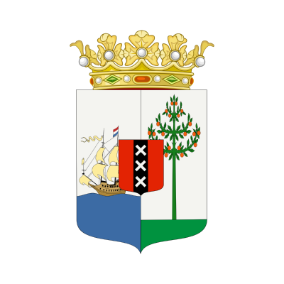 Coat of arms of Curaçao Logo ,Logo , icon , SVG Coat of arms of Curaçao Logo