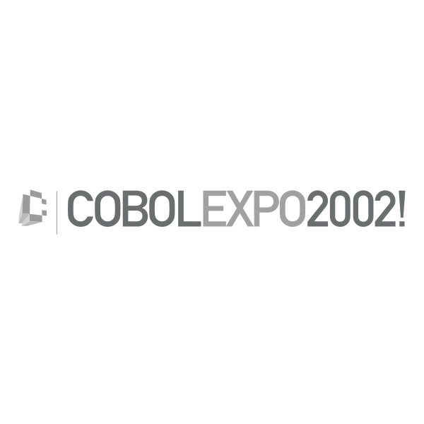 Cobol Expo 2002 ,Logo , icon , SVG Cobol Expo 2002