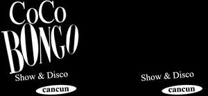 Coco Bongo Show & Disco Mexico Logo ,Logo , icon , SVG Coco Bongo Show & Disco Mexico Logo