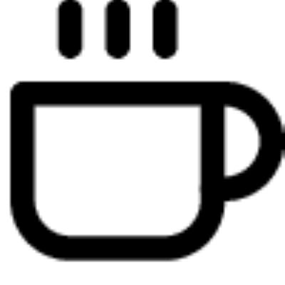 coffee ,Logo , icon , SVG coffee