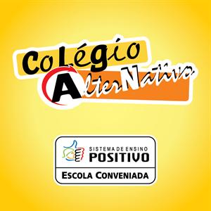 Colégio Alternativo – POSITIVO Logo ,Logo , icon , SVG Colégio Alternativo – POSITIVO Logo