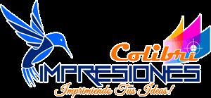 Colibrí Impresiones Logo ,Logo , icon , SVG Colibrí Impresiones Logo