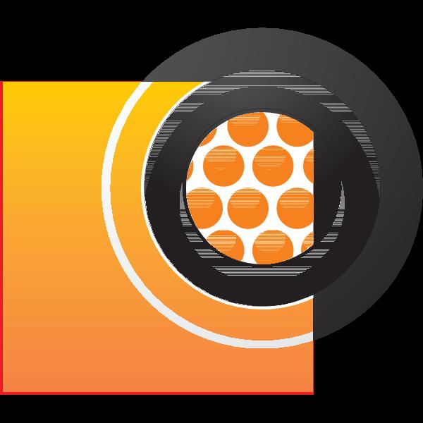 Color Burst Logo ,Logo , icon , SVG Color Burst Logo