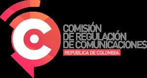Comisión de Regulación de Comunicaciones Colombia Logo ,Logo , icon , SVG Comisión de Regulación de Comunicaciones Colombia Logo