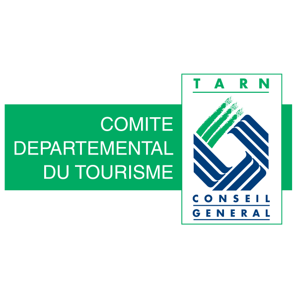 Comite Departemental du Tourisme Tarn Logo ,Logo , icon , SVG Comite Departemental du Tourisme Tarn Logo