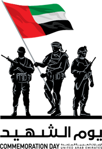 Commemoration Day or Martyrs' Day Logo uae ,Logo , icon , SVG Commemoration Day or Martyrs' Day Logo uae