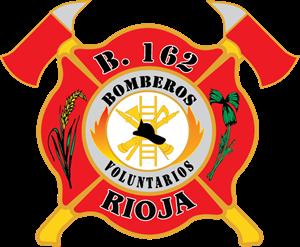 Compania de Bomberos Rioja San Martín Logo ,Logo , icon , SVG Compania de Bomberos Rioja San Martín Logo