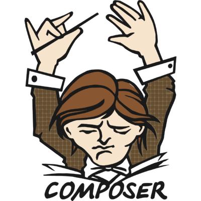 composer ,Logo , icon , SVG composer