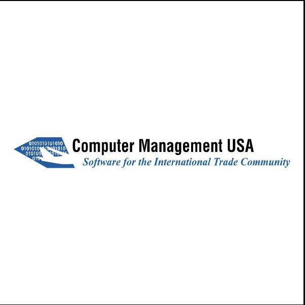 Computer Management USA Logo ,Logo , icon , SVG Computer Management USA Logo