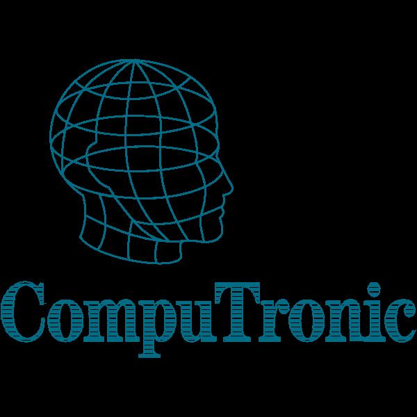 COMPUTRONIC Logo ,Logo , icon , SVG COMPUTRONIC Logo