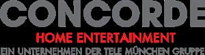 Concorde Home Entertainment Logo ,Logo , icon , SVG Concorde Home Entertainment Logo
