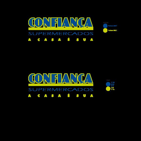 Confiança Supermercados Logo ,Logo , icon , SVG Confiança Supermercados Logo