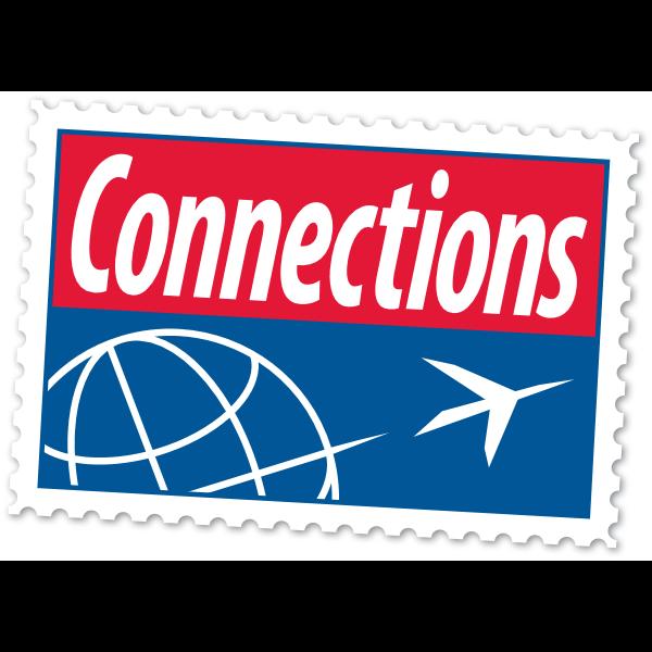 Connections Logo ,Logo , icon , SVG Connections Logo