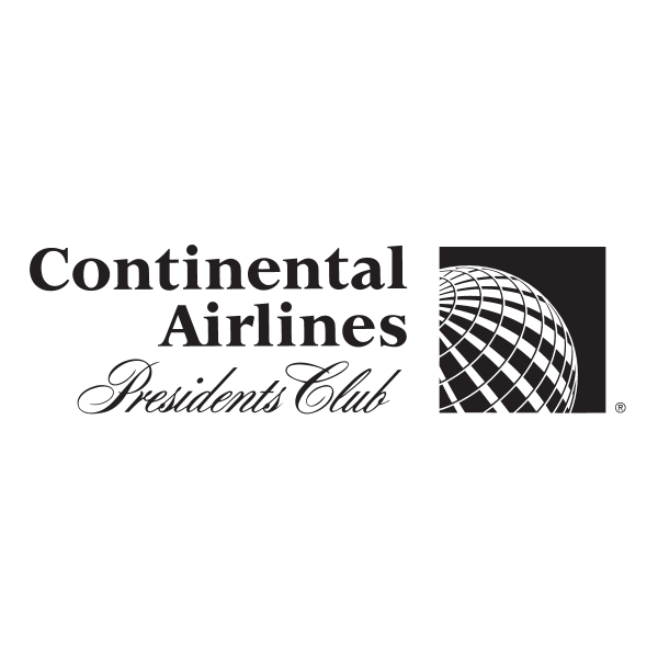 Continental Airlines Presidents Club Logo ,Logo , icon , SVG Continental Airlines Presidents Club Logo