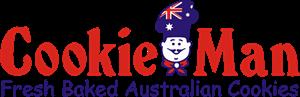 Cookie Man Australia Logo ,Logo , icon , SVG Cookie Man Australia Logo
