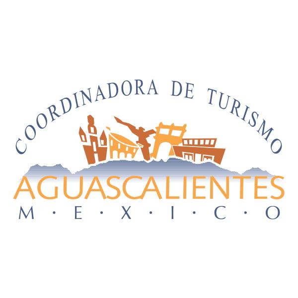 Coordinadora de Turismo de Aguascalientes Logo ,Logo , icon , SVG Coordinadora de Turismo de Aguascalientes Logo
