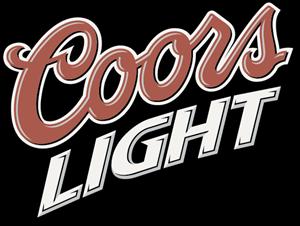 Coors Light Slant Logo ,Logo , icon , SVG Coors Light Slant Logo