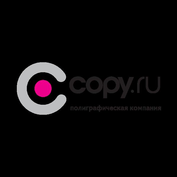COPY.RU Logo ,Logo , icon , SVG COPY.RU Logo