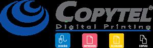 Copytel Digital Printing Logo ,Logo , icon , SVG Copytel Digital Printing Logo