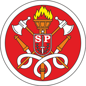 Corpo de Bombeiros de São Paulo Logo ,Logo , icon , SVG Corpo de Bombeiros de São Paulo Logo