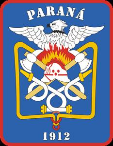 Corpo de Bombeiros do Paraná Logo ,Logo , icon , SVG Corpo de Bombeiros do Paraná Logo
