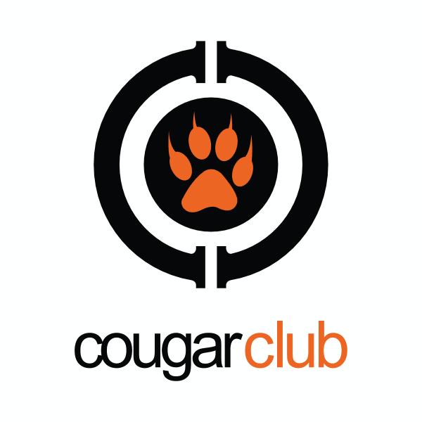 Cougar Club Logo ,Logo , icon , SVG Cougar Club Logo