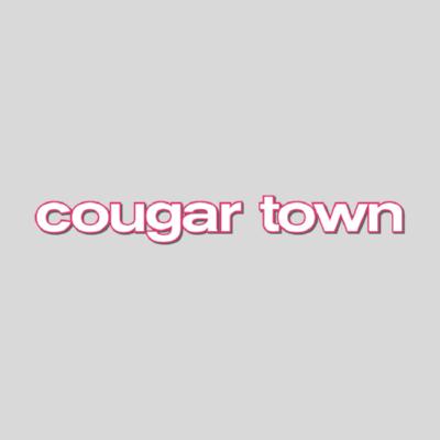Cougar Town (TV Show) Logo ,Logo , icon , SVG Cougar Town (TV Show) Logo