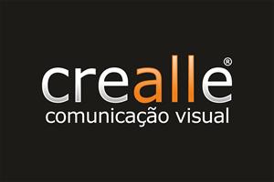 CREALLE COMUNICAÇÃO VISUAL Logo ,Logo , icon , SVG CREALLE COMUNICAÇÃO VISUAL Logo