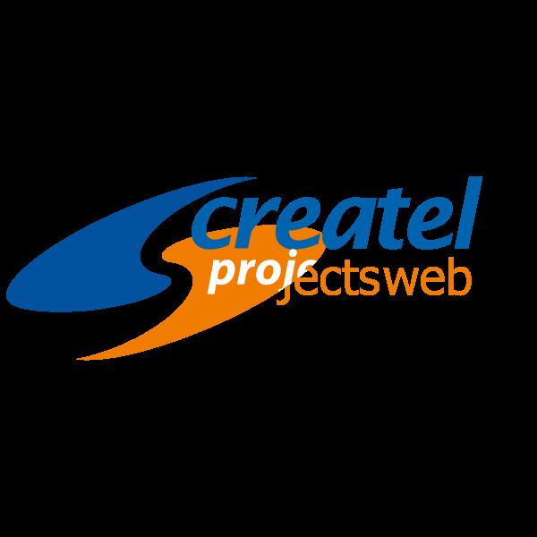 Createl Project Web Logo ,Logo , icon , SVG Createl Project Web Logo