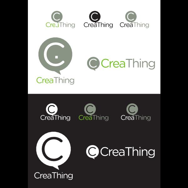 Creathing Logo ,Logo , icon , SVG Creathing Logo