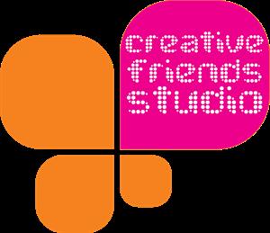 Creative Friends Studio Logo ,Logo , icon , SVG Creative Friends Studio Logo