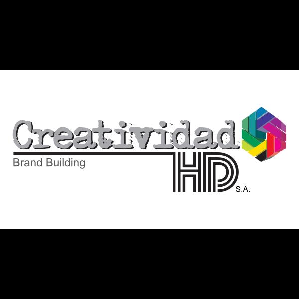 Creatividad HD Brand Building Logo ,Logo , icon , SVG Creatividad HD Brand Building Logo