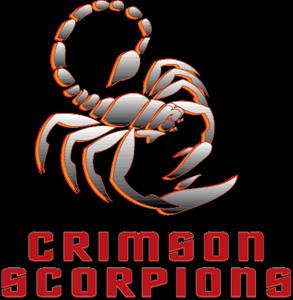 Crimson Scorpions Logo ,Logo , icon , SVG Crimson Scorpions Logo