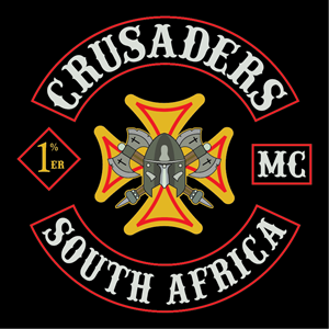 Crusaders Motorcycle Club Logo ,Logo , icon , SVG Crusaders Motorcycle Club Logo