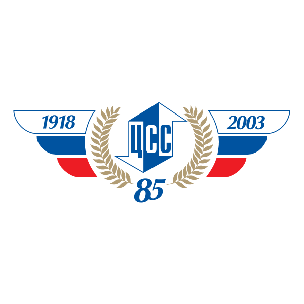 CSS RZD 85 years Logo ,Logo , icon , SVG CSS RZD 85 years Logo